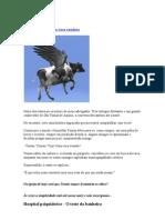 Tomás de Aquino e a vaca voadora