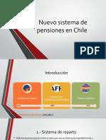 Nuevo Sistema de Pensiones en Chile