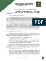 Desarrollo Organizacional Desde El Enfoque Sistémico