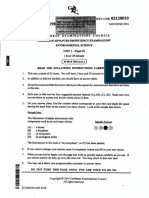 CAPE Env. Science 2016 U1 P1.pdf