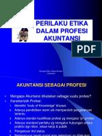 5 Perilaku Etika Dalam Profesi Akuntansi