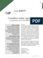 Estudios sobre egresados La experiencia de la Universidad EAFIT.pdf