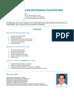 Biomecánica en Ortodoncia Filosofía Mbt