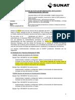 Acta de Culminación de Etapa de Implementacion - CP 077-2016
