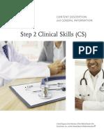Cs Info Manual