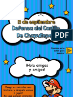 13 de SEPTIEMBRE Defensa Del Castillo de Chapultepec