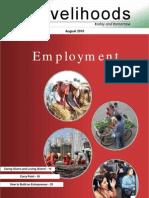 Livelihoods August 2010