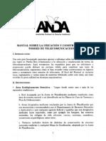 Manual de Telecomunicaciones Con Anejos Completos