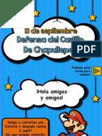 13 DE SEPTIEMBRE Defensa del Castillo de Chapultepec.ppsx
