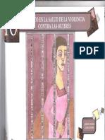 """González Patricia y Yanes Aleyda (2013) Impacto en La Salud de La Violencia Contra Las Mujeres. en """"Violencia Contra Las Mujeres. Quien Calla Otorga"""". (Pág. 141 a 149) IDEGE –"""