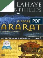 A Profecia da Babilônia - Livro 2 - O Segredo no Ararat - Tim Lahaye & Bob Phullips(3).pdf