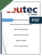 Tarea1 Auditoria Informatica FredyMeza 31221380