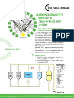Article Conductivity Critical for Clean in Place Systems in Pharmaceutical Mfg en 68500