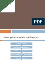 presentacion empresas