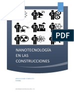 Monografía, NANOTECNOLOGÍA