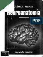 Neuroanatomía, John H. Martin