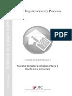 Diseño Organizacional S 05