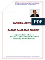 Caratula Curriculum Vitae 040 2017