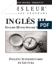 Pimsleur English for Spanish Speakers III - JPR504.pdf