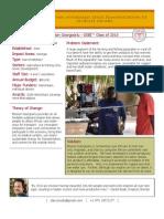 Mission Goorgoorlu - GSBI 2010 - Factsheet