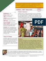 MAARDEC - GSBI 2010 - Factsheet