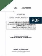 Auditoría Cgrsda Oro Guática