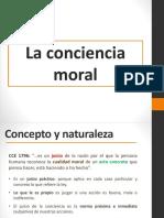 Fundamentos Moral 4 La Conciencia Moral