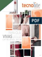 Catalogo Tecnolite 2018