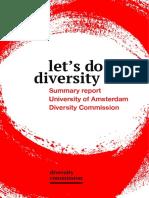 Let´s do diversity