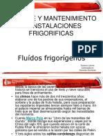 MONTAJE Y MANTENIMIENTO DE INSTALACIONES FRIGORIFICAS