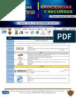 Jornadas Técnicas Geociencias y Recursos Ecuador Innovando Hacia El Futuro