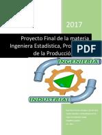 Proyecto Pronosticos