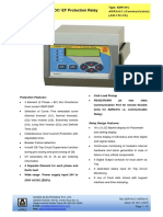 Ashida ADR141C & ADR214C Fix Type, 4 Element IDMT Relay.pdf