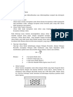 Aliran Fluida & Prinsip kerja