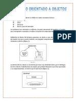 Modelo Orientado a Objetos (1)