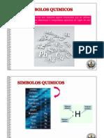 Simbolo, Valencia y Ubicación de Los Elementos en La Tabla Periódica