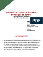 Sistemas de Control de Proceso
