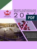 Brunei Darussalam Education Statistics 2016