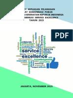 Survei Kepuasan Pelanggan 2015