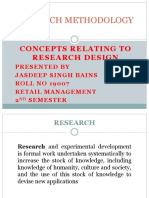 Concept of Research