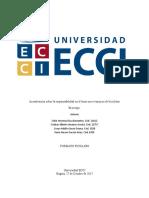 Formato EBI - Proyeccion Social