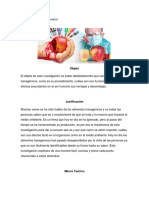 Alimentos Transgenicos New