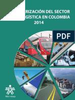 Logistica en Colombia 2014