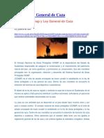 Conap y Ley General de Caza