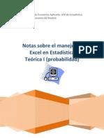 Probabilidad Aplicada en Excel