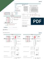 Diagramas Momento - Curvatura Simplificado de Vigas Con Hognestad