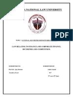 Securities Final