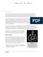 Nike Shareholders Letter 2014