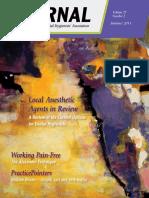 Journal of the California Dental Hygienists' Association (Summer 2011)