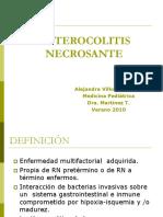 Enteroloitis Necrosante